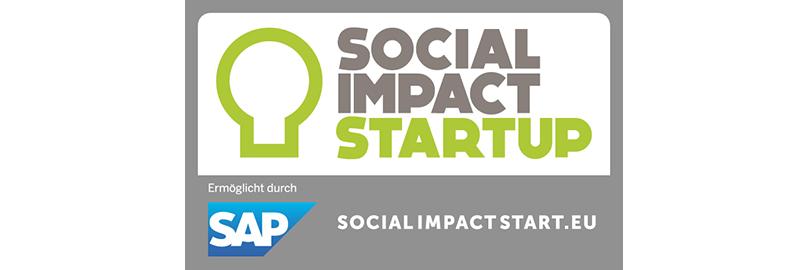 Partnerlogo: Social Impact Startup