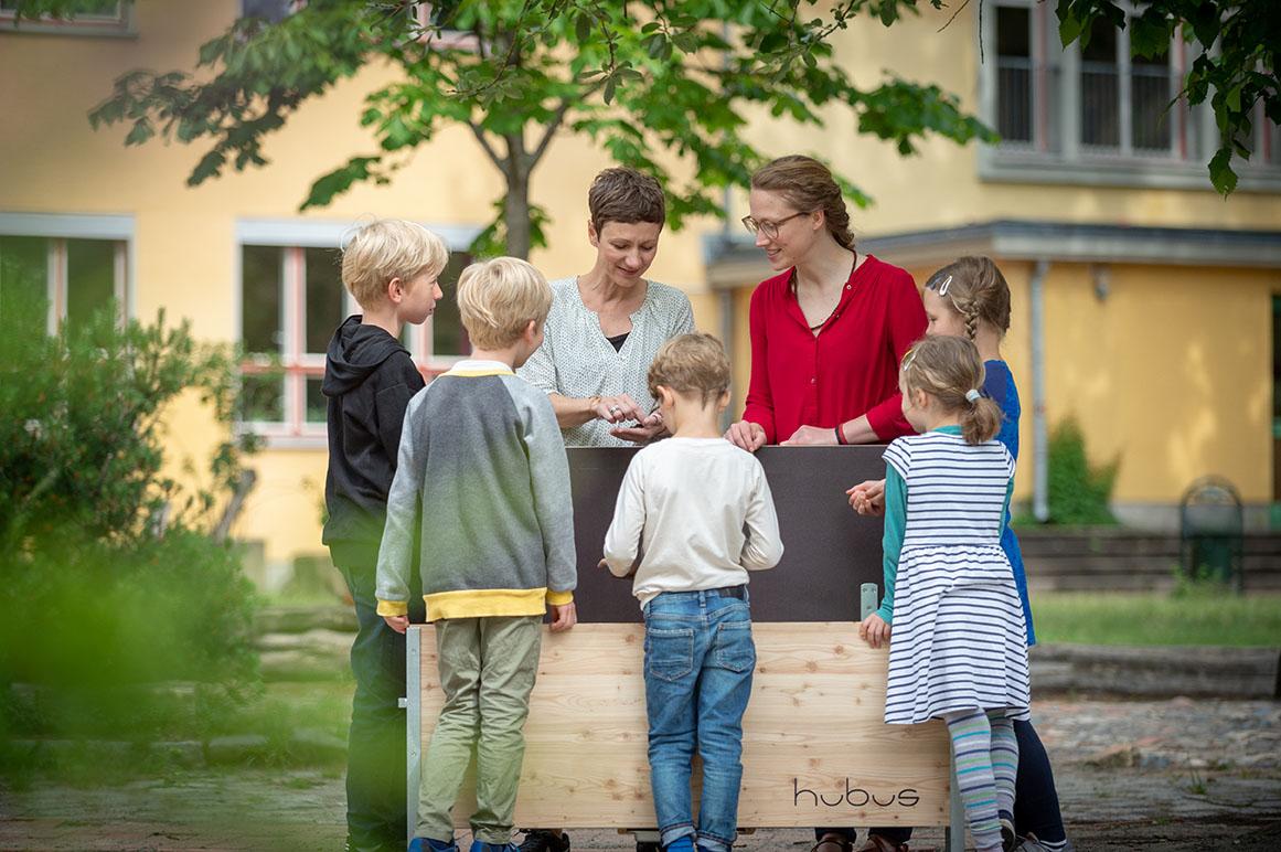 Workshop Kinder Wurmkompostierung